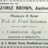 Greengrocers & Fruiterers