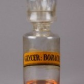 Glass bottles: Ether Rounds