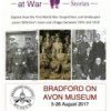 Wiltshire at War exhibition