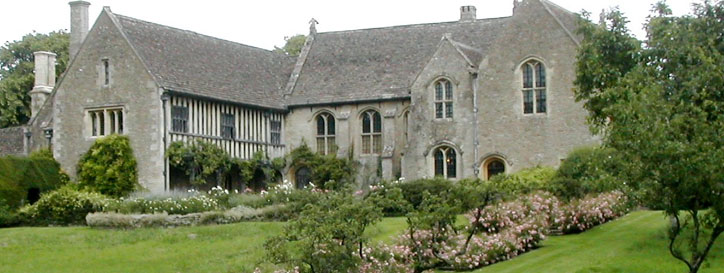 Great Chalfield Manor House