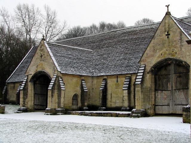 The Tithe Barn, Barton Farm, Bradford on Avon