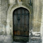 Medieval doorway in the Shambles
