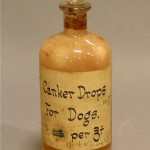 Canker drops for dogs