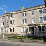 Cadby houses, Trowbridge Road