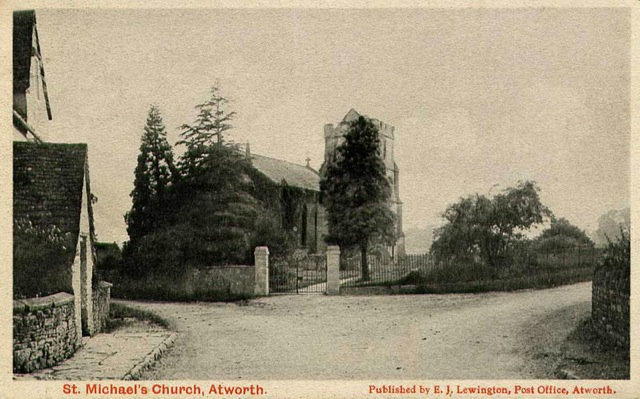 St Michael's Church, Atworth