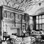 South Wraxall Manor House interior