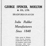 Spencer Moulton advertisement 1938