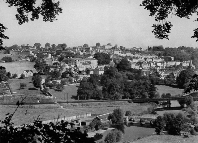 Bradford from Westwood Road