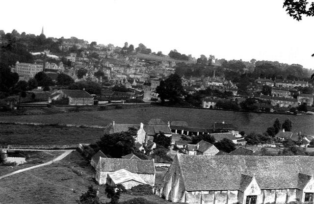Barton Farm and the town
