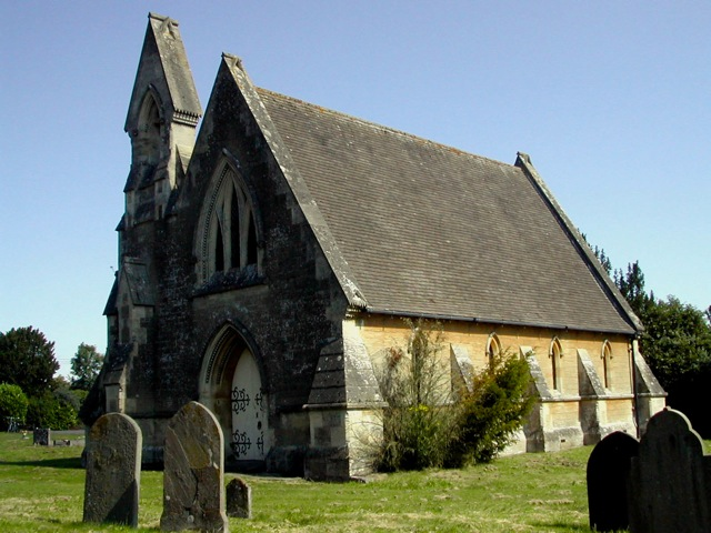 Mortuary chapel, Holt Road Cemetery