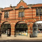 Harding's Brewery shop