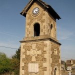 The clock tower, Atworth