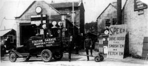 E.W. Stone's Garage, 1920s