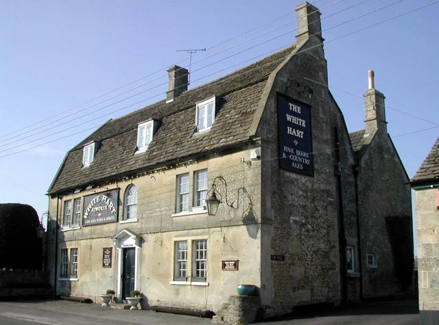 White Hart pub, Atworth