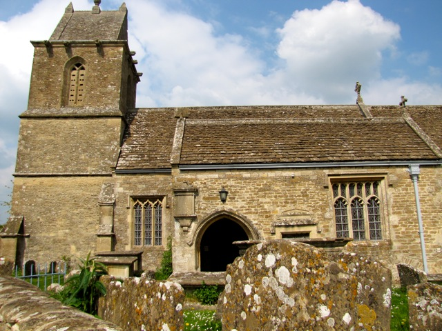 St James' Church, South Wraxall