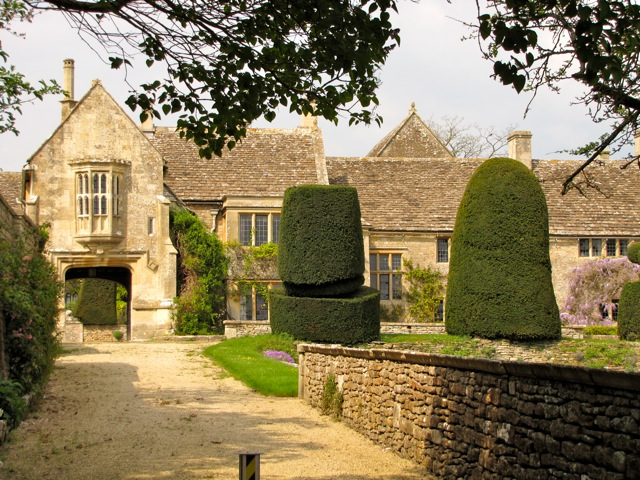 South Wraxall Manor House