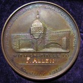 New Home for Great War Medallion