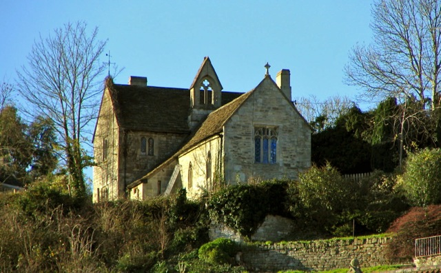 Chapel of St Mary Tory, Bradford on Avon