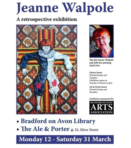 Jeanne Walpole Exhibition