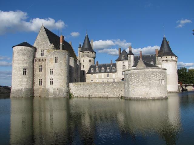 Chateau, Sully-sur-Loire