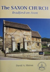 Saxon Church museum booklet