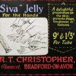 Siva hand jelly advertisement