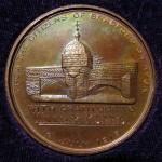 Great War medallion: William Morris