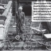Exhibition: A Life on Wheels