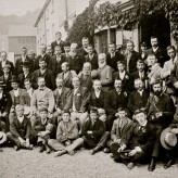 Brewery outing 1899