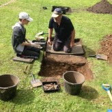 Community Dig Photos – 16th August 2014