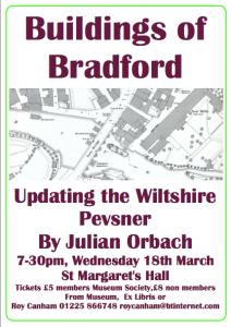 Buildings of Bradford talk