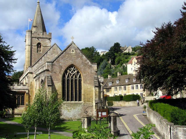 Holy Trinity Parish Church, Bradford on Avon