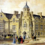 The Town Hall by William Millington