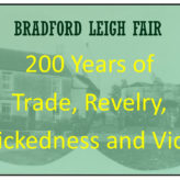 Discussion Group: Bradford Leigh Fair – 200 Years of Trade, Revelry, Wickedness and Vice