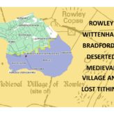 Discussion Group: Rowley – Bradford's Lost Medieval Village