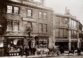 J. Alex Brown\'s shop, 1890s