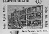 J. Alex Brown advertisement, 1897