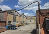 Beavens\' factory, Holt, Bradford on Avon