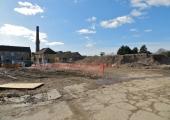 Demolition at Beavens, Holt