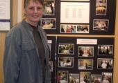 Project member Vivien Norfolk