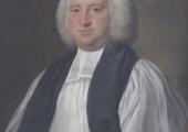 James Johnson, Bishop of Worcester, at Hartlebury Castle