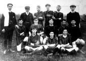 Bible Class football team