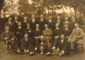 Spencer Moulton Bowls Club 1930