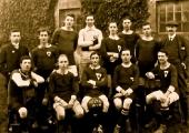 Holt Football Team 1918