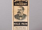 Sloan\'s liniment