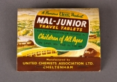 Mal-junior travel sickness tablets
