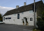The Fox [& Hounds] pub, Broughton Gifford