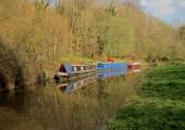 Murhill Wharf, Winsley, Kennet & Avon Canal