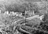 Avoncliff Aqueduct about 1930 Kennet & Avon Canal