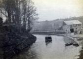 Bradford on Avon Lower Wharf c1925 Kennet & Avon Canal